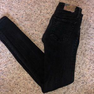 Cotton Ralph Lauren black jeans